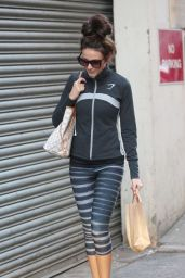 Michelle Keegan - Out in Manchester - March 2015