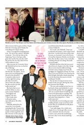 Michelle Keegan - Saturday Daily Express Magazine March 2015 Issue