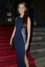 Michelle Keegan - The Mirror Ball in Manchester, March 2015