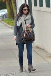 Michelle Trachtenberg Street Style - Out in Los Angeles, March 2015