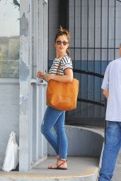 Minka Kelly Booty in Jeans - Out in Sherman Oaks - March 2015