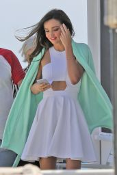Miranda Kerr - Photoshoot in Malibu - March 2015