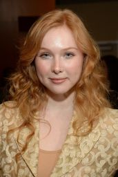 Molly Quinn Style - Nerdist + Xbox Live App Launch Party in Venice, March 2015