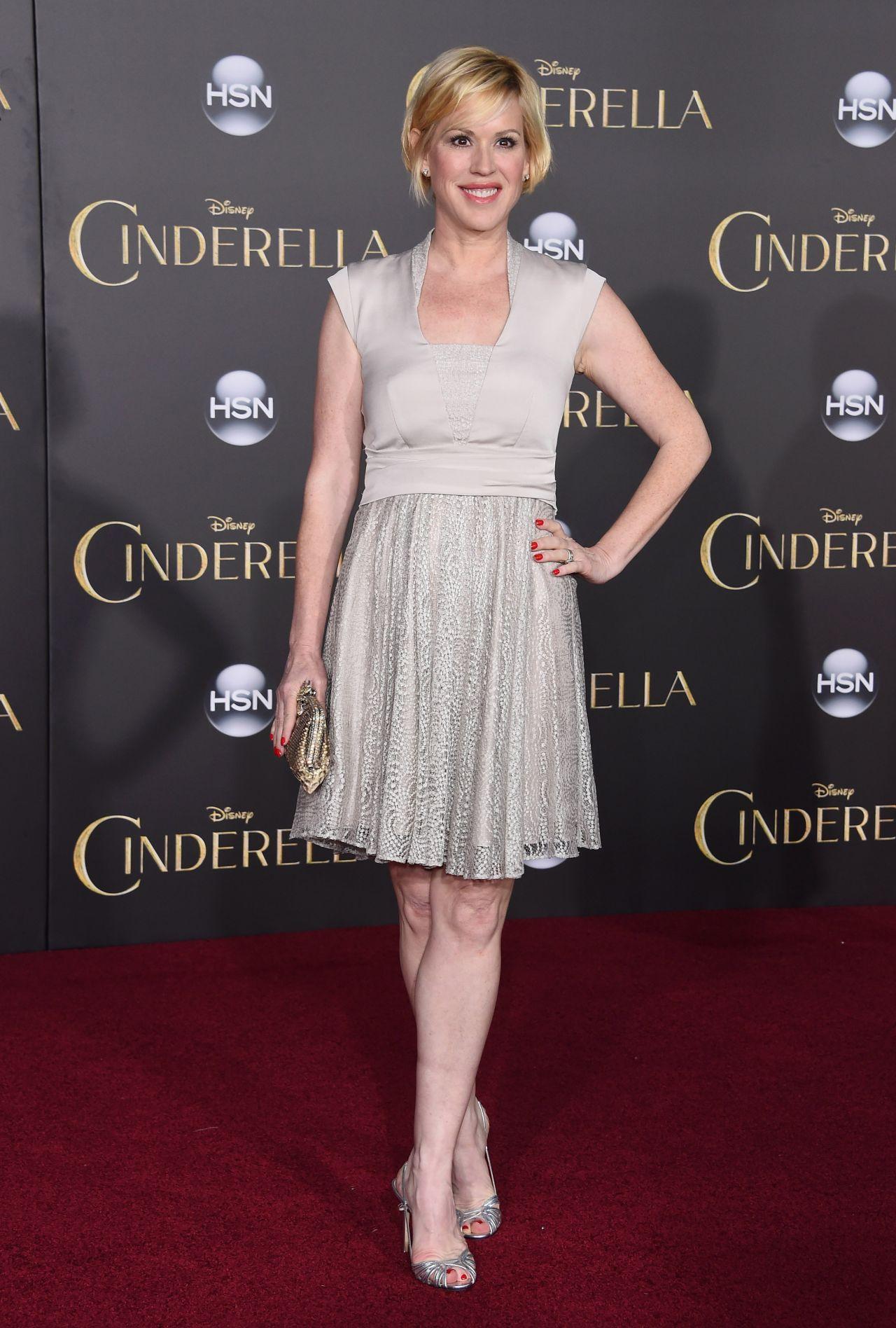 Molly Ringwald Cinderella Premiere In Los Angeles