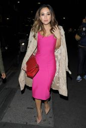 Myleene Klass Night Out Style – at the Sun Bizarre Party in London, March 2015