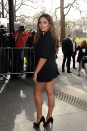 Nadia Forde – TRIC Awards 2015 in London
