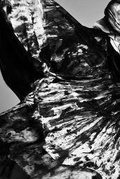 Nadja Auermann and Stella Tennant - Photoshoot for Exhibition Magazine Spring/Summer 2015
