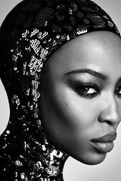 Naomi Campbell - Photoshoot for Exhibition Magazine Spring/Summer 2015