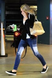 Naomi Watts in Jeans - at the Gym in Los Angeles, March 2015