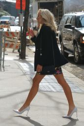 Nastia Liukin - Arriving at