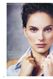 Natalie Portman - Grazia Magazine (Italia) March 2015 Issue