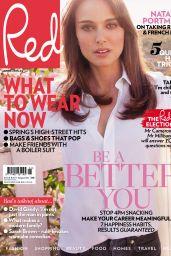 Natalie Portman - Red Magazine (UK) April 2015 Issue