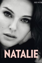 Natalie Portman - Red Magazine (UK) April 2015 Issue