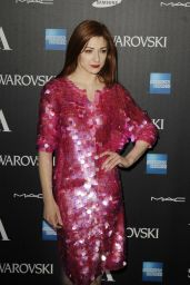 Nicola Roberts - Alexander McQueen Savage Beauty VIP Event in London