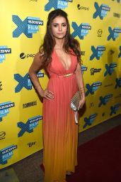 Nina Dobrev – 'The Final Girls' Premiere at SXSW in Austin