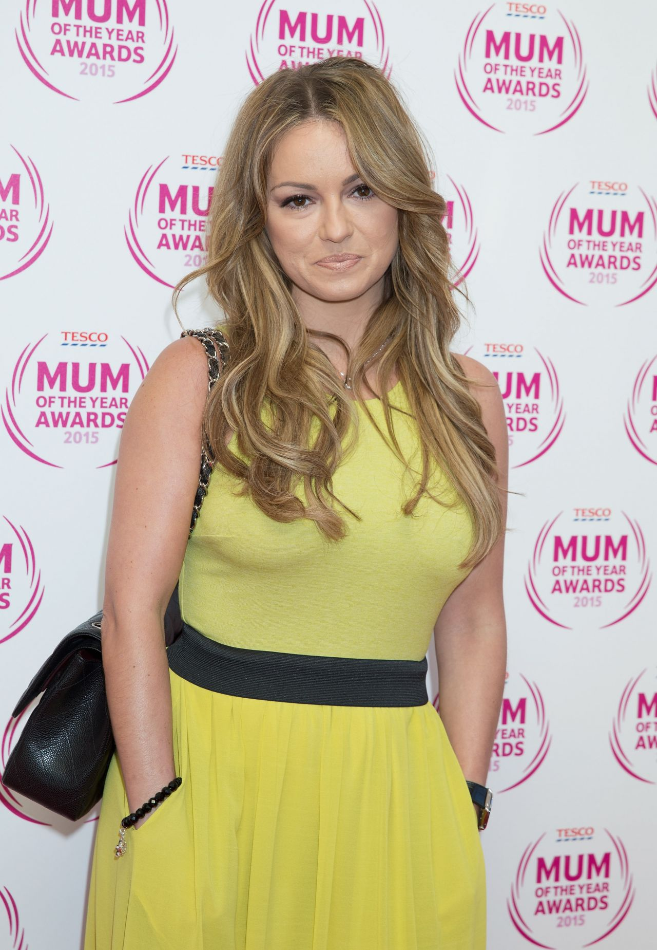 Ola Jordan - 2015 Tesco Mum Of The Year Awards in London