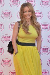 Ola Jordan - 2015 Tesco Mum Of The Year Awards in London