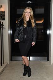 Ola Jordan Night Out Style - Boux Avenue Summer Launch Party, March 2015