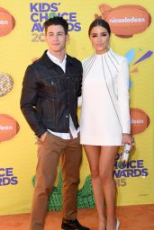 Olivia Culpo – 2015 Nickelodeon Kids Choice Awards in Inglewood