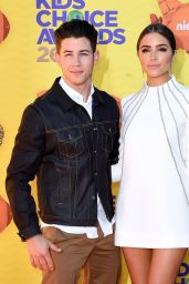 Olivia Culpo – 2015 Nickelodeon Kids Choice Awards in Inglewood