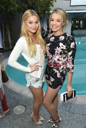 Olivia Holt – Ted Baker London Spring Summer 15 Collection Launch in Beverly Hills