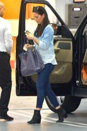 Olivia Munn - Out in Los Angeles, March 2015