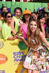 Olivia Somerlyn – 2015 Nickelodeon Kids Choice Awards in Inglewood