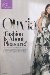 Olivia Wilde - Look Magazine March 16th 2015 Issue