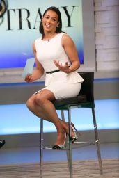 Paula Patton - ABC Studios in New York City, March 2015
