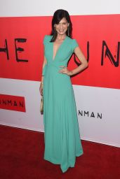 Perrey Reeves – 'The Gunman' Premiere in Los Angeles