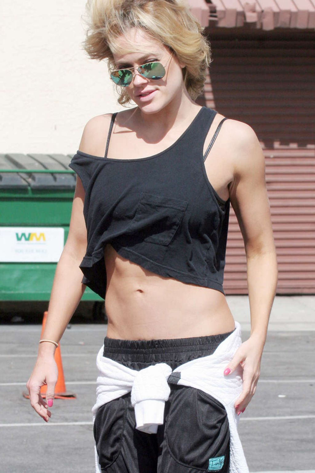 Peta Murgatroyd – DWTS Rehearsal Studio in Los Angeles, March 2015