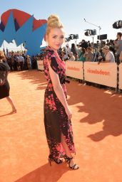 Peyton List – 2015 Nickelodeon Kids Choice Awards in Inglewood