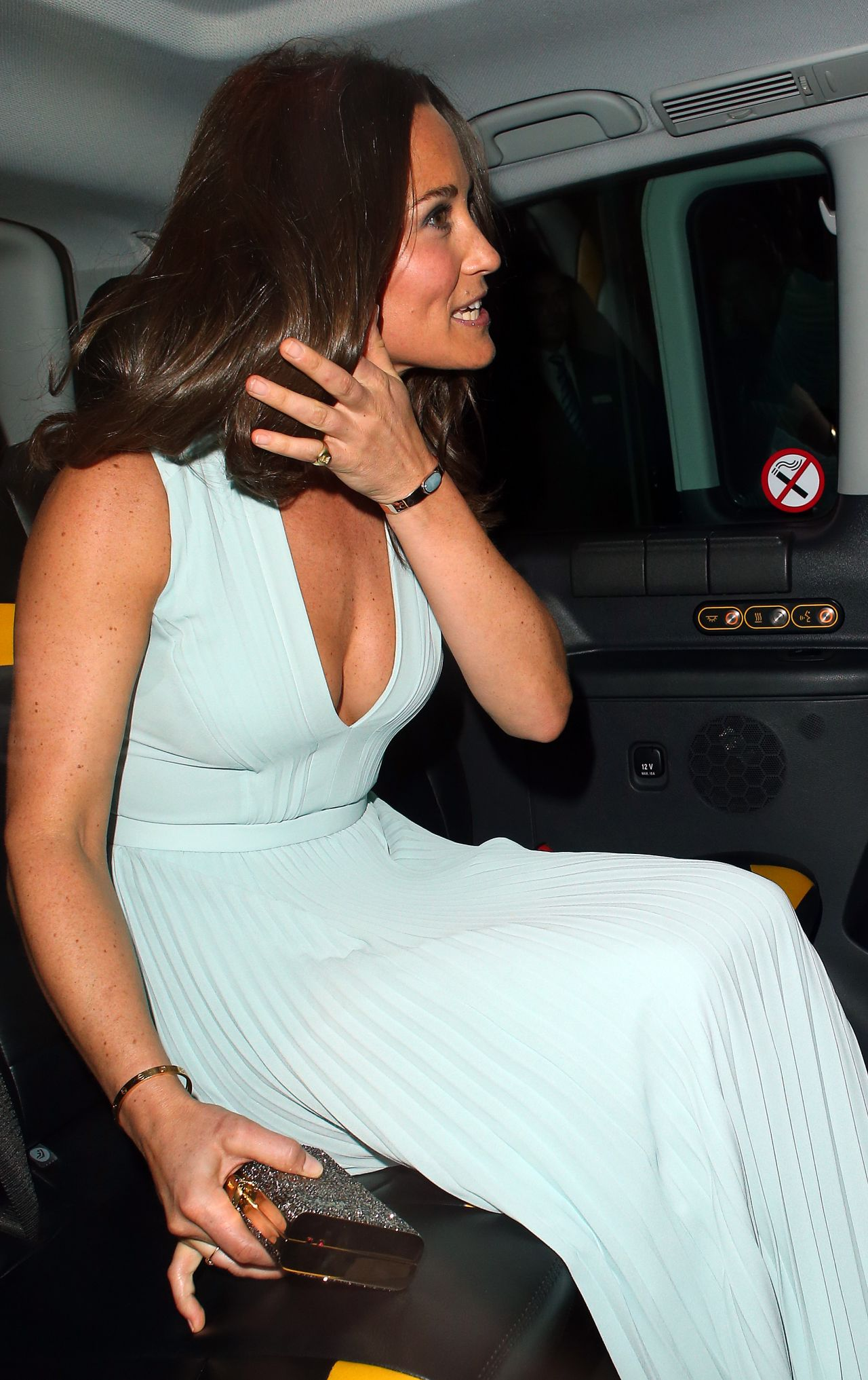 Pippa Middleton Fashion Parasnowball Event In London