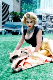 Renee Olstead - The Powder Room Magazine March 2015 Pics