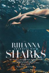 Rihanna – Harper's Bazaar Magazine March 2015 Issue