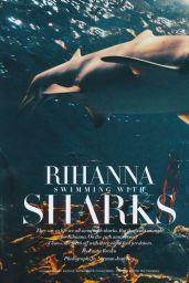Rihanna – Harper's Bazaar Magazine March 2015 Issue