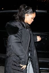 Rihanna - Out in New York City, March 2015