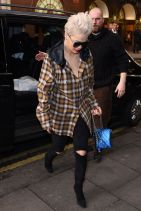 Rita Ora & Ricky Hilfiger at Inamo Restaurant in Soho – March 2015