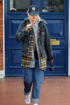 Rita Ora Street Style - Out in London, March 2015