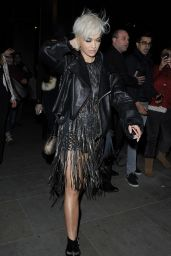 Rita Ora - The BRIT Awards 2015 Warner Music Group After-Party in London