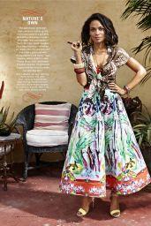 Rosario Dawson – O, The Oprah Magazine (US) April 2015 Issue