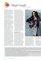 Rosario Dawson – O, The Oprah Magazine (US) April 2015 Issue