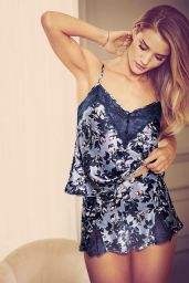 Rosie Huntington-Whiteley Photoshoot - Marks & Spencer (2015)