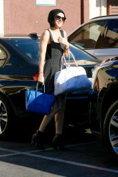 Rumer Willis - at Dancing With the Stars Rehearsals in Hollywood, March 2015