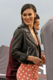 Rumer Willis - 'Extra' Set Photos in Los Angeles, March 2015
