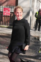 Sally Dynevor – 2015 Tesco Mum Of The Year Awards in London