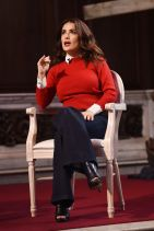 Salma Hayek - The Facebook Creative Talks Part 1 - Advertising Week Europe in London, March 2015
