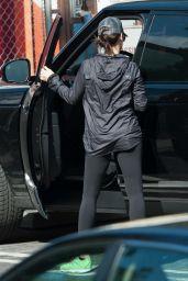 Sandra Bullock Street Style - Los Angeles, March 2015