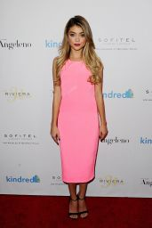 Sarah Hyland – The Kindred Foundation For Adoption Event in Beverly Hills, March 2015