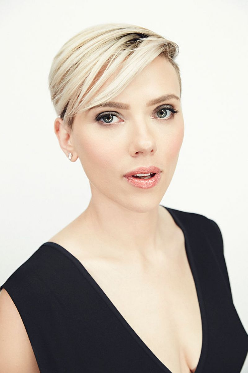 Scarlett Johansson - Smallz & Raskind Portraits for 2015 Film Independent Spirit Awards